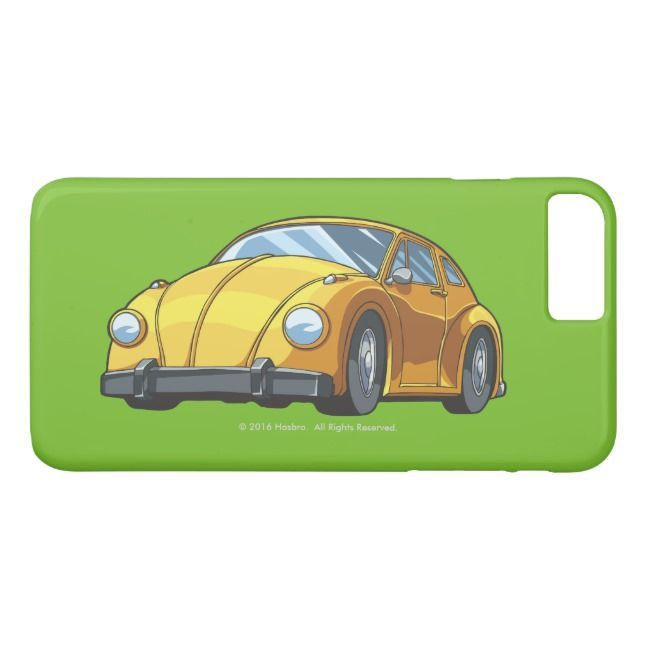 Bumblebee Car Mode iPhone 8 Plus/7 Plus Case #bumblebee #generation1 #autobot #compactcar #bumblebee