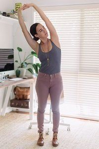 stressed reduce stress with this yoga sequence  yoga for