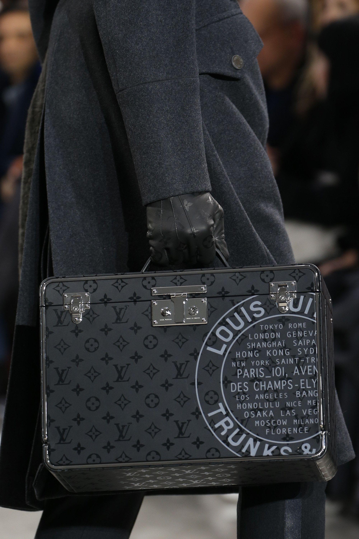 0b4ae571024 Louis Vuitton Fall 2016 Menswear Accessories Photos - Vogue