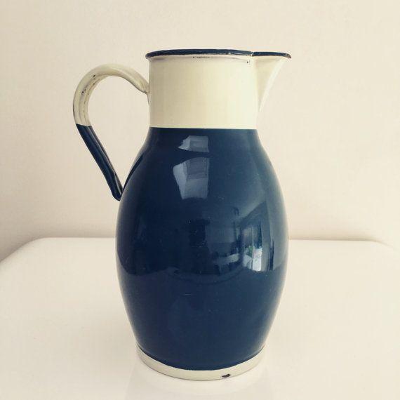 Vintage vaas / kruik van Guyengella op Etsy