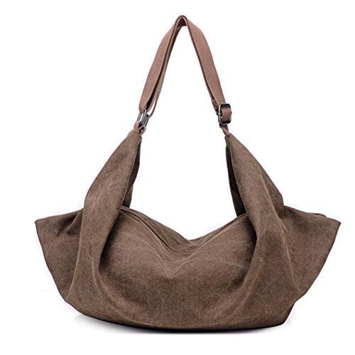 Morrivoe New Canvas Bag Ladies Handbag Tide Shoulder Bag Casual ...