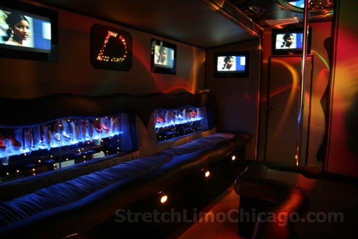 Chicago party bus party bus rentals in chicago and