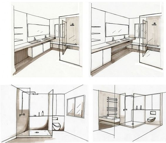 Eric gizard architecte d 39 int rieur paris interior - Architecte interieur paris petite surface ...
