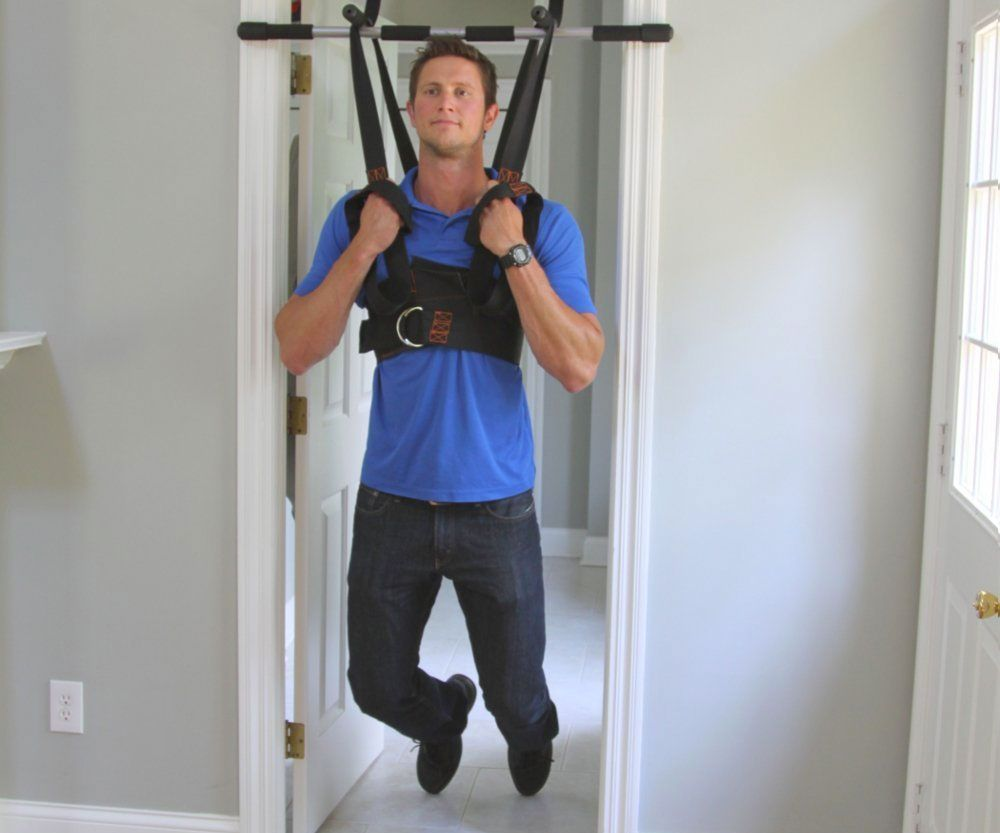 Sit & The Ultimate Back Stretcher Inversion