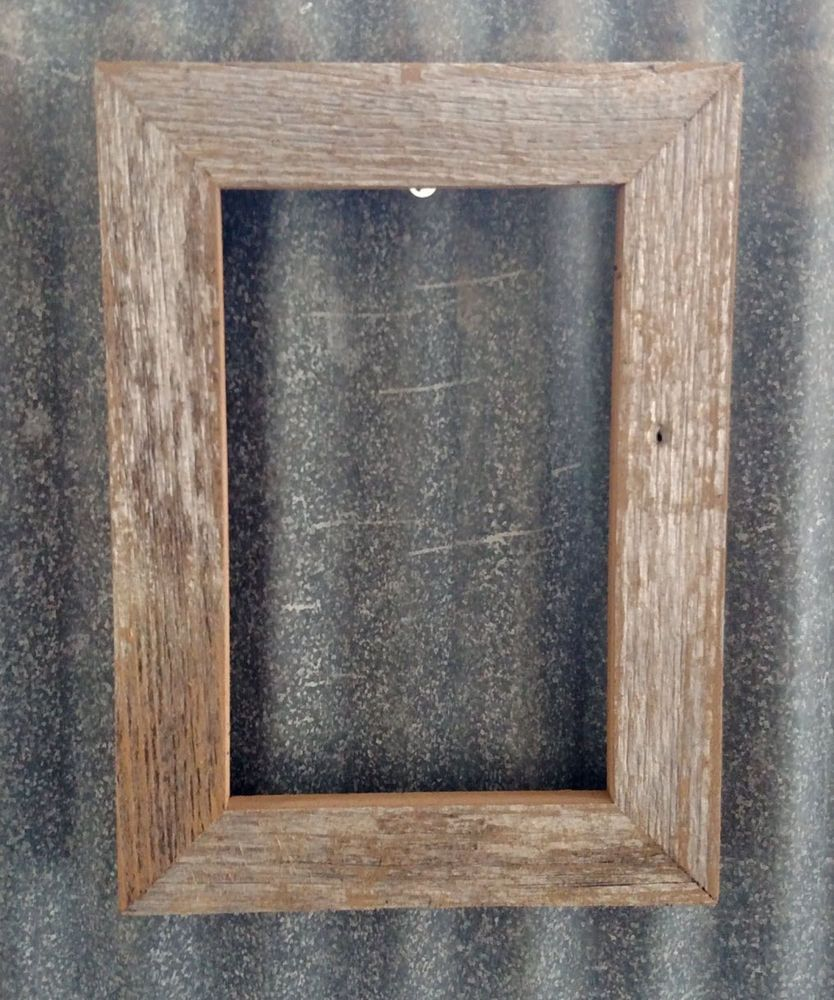 Vintage Frame for Picture Frame Barn Red Chalkboard Frame Rustic Wood Picture Frame Distressed Wooden Frame Cottage Core Decor Horse Jewelry