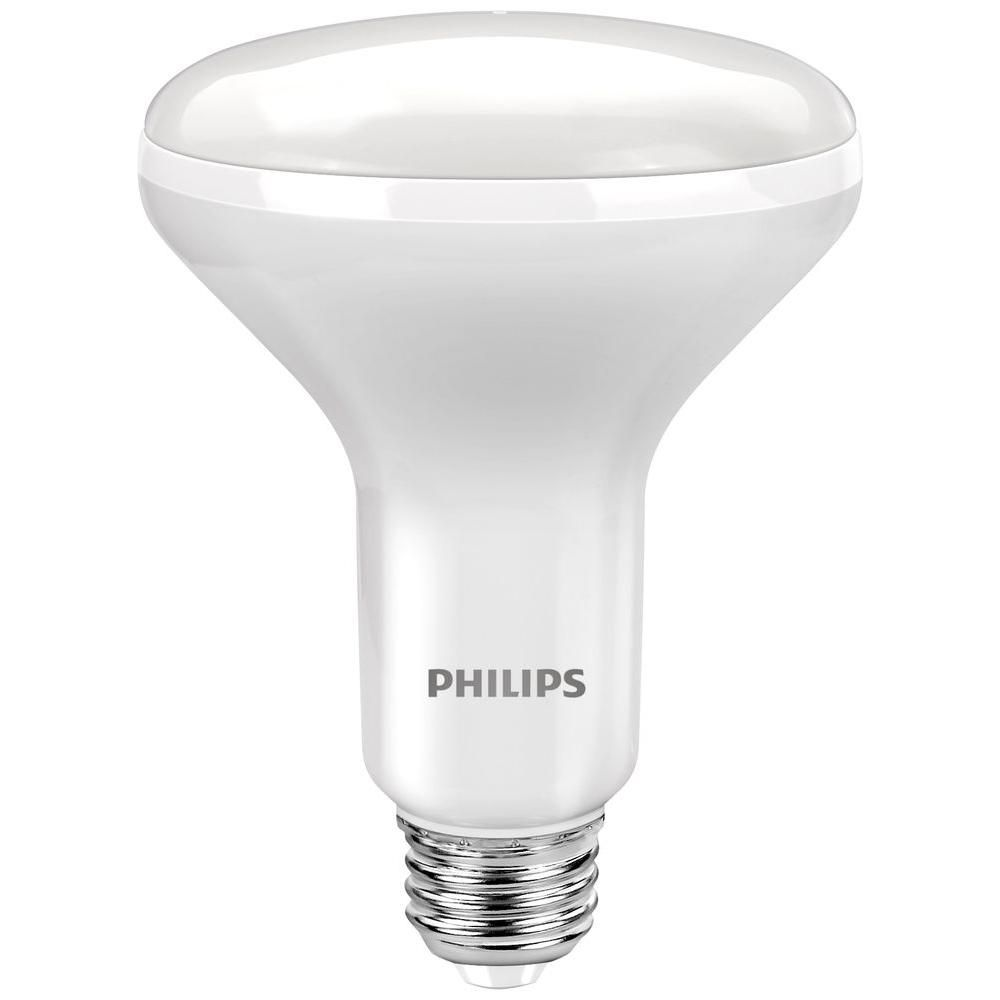 Philips 65w equivalent soft white br30 dimmable flood led light bulb philips 65w equivalent soft white br30 dimmable flood led light bulb 3 pack arubaitofo Image collections