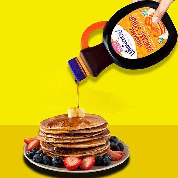 Saveco سيفكو On Instagram صلصة البان كيك العضوية متوفرة في ممر١٠ في سيفكو منتجات سيفكو العضوية Organic Pancake Syrup Is Availab Food Pancakes Breakfast
