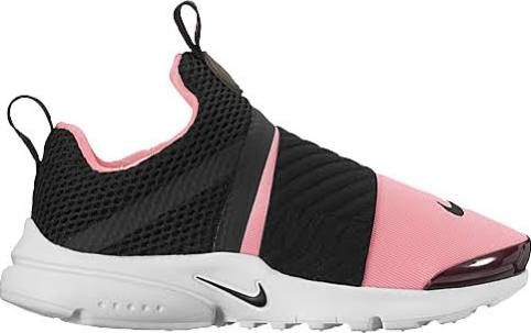 52a9975a7c womens nike pink shoes with black elastic band on top | Shoes ...
