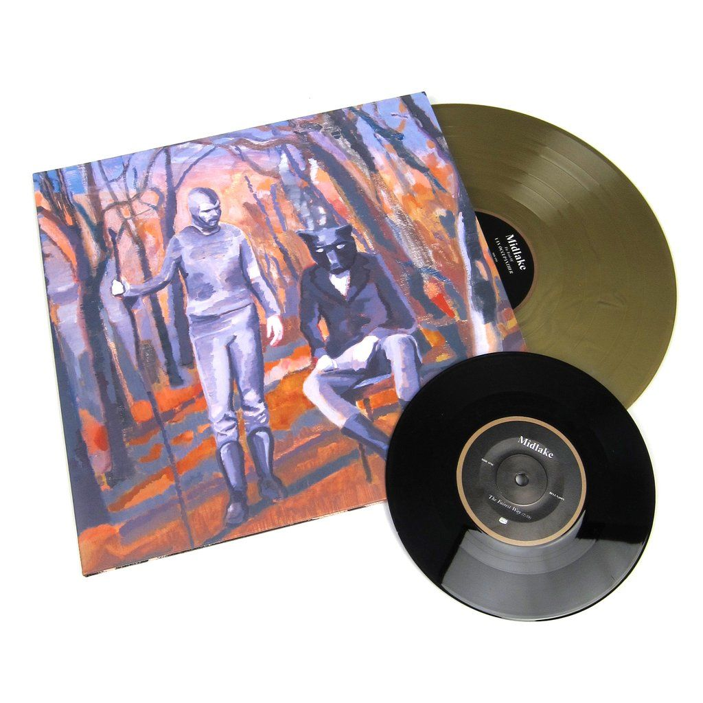 Midlake The Trials Of Van Occupanther 180g Colored Vinyl Vinyl Lp 7 Better Music Vinyl Van