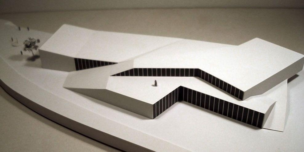 Resultado de imagen para arquitectura minimalista maquetas