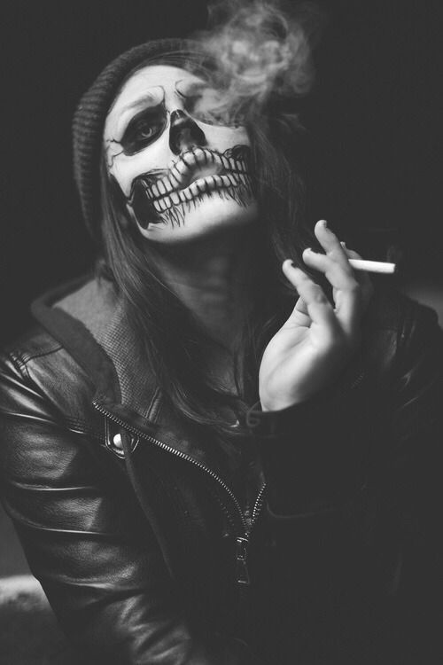 Everything Goth Instagram Prints Girl Wallpaper Smoke Art