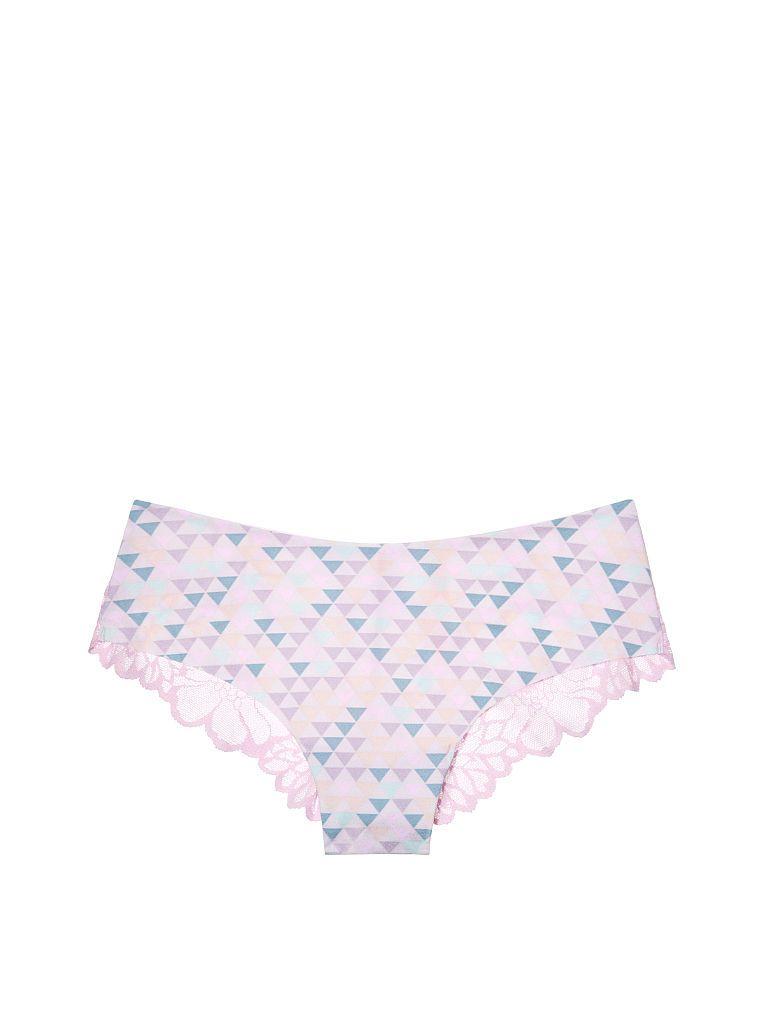 5059c965a22 Lace Back No-Show Cheekster - PINK - Victoria s Secret