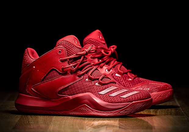 best website 6fe4a 87303 ... lower price with 8c0d5 589be adidas D Rose 773 V Red October  SneakerNews.com ...