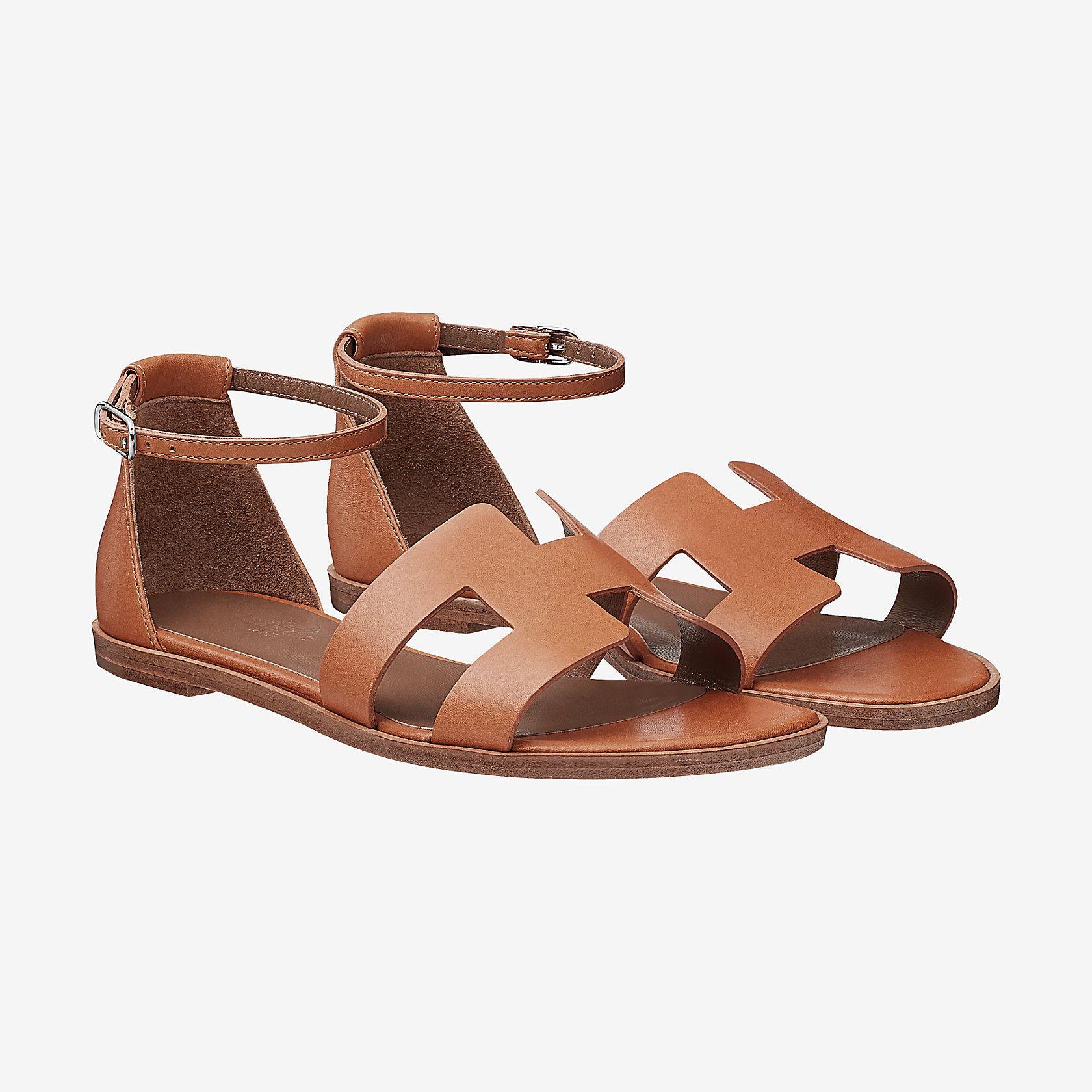 Santorini sandal | Spring Summer in 2019 | Hermes shoes