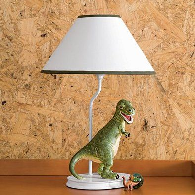 T Rex Dinosaur Lamp   Incredible Bedroom, Play Room, And Nursery Decor For  Boys And Girls Rooms At Kids Decorating Ideas