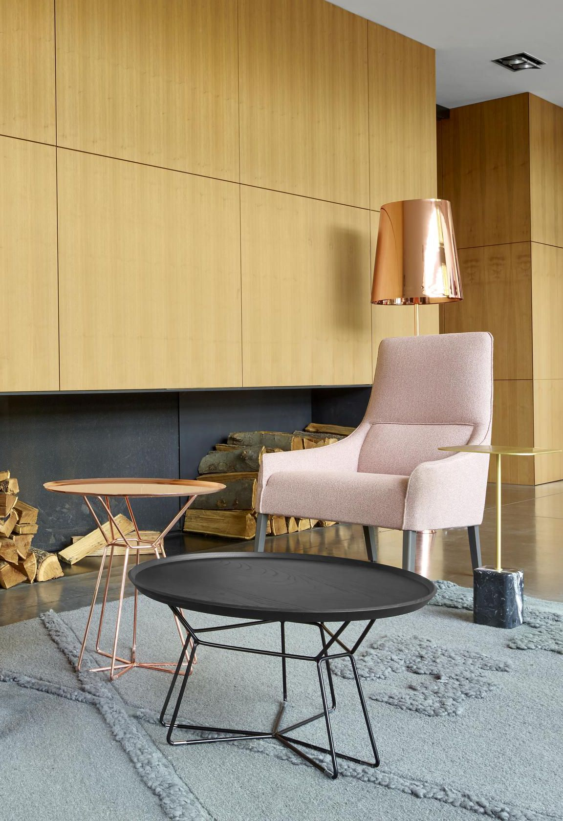 Long Island Armchair Designed By Nada Naralla Horner For Ligne Roset Available At Linea Inc Modern Furniture Los Angeles
