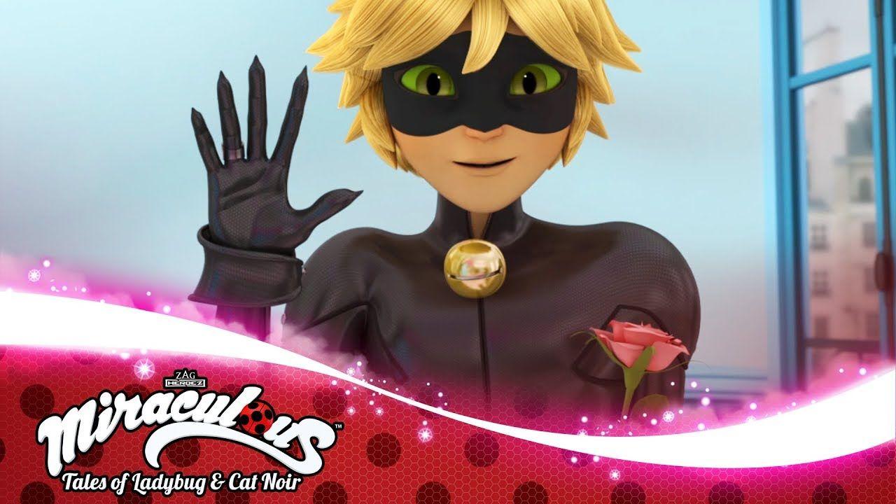 Miraculous Ladybug S3 E2 Cat Noir Emoções