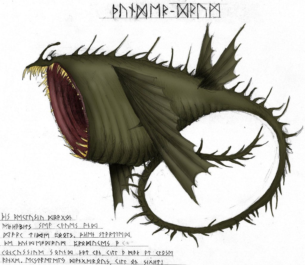 Thunder-Drum by Bunkinator on DeviantArt   Httyd dragons ...
