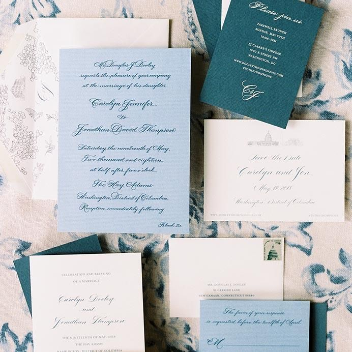 C J In 2019 Wedding Invitations