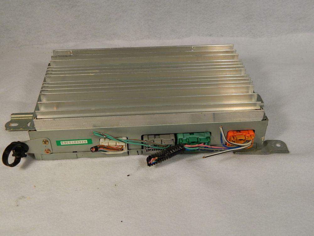 1998 1999 2000 Lexus Gs300 Gs400 86280 30380 Nakamichi Radio Amplifier Nakamichi