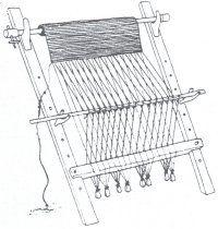 telaio tessitura