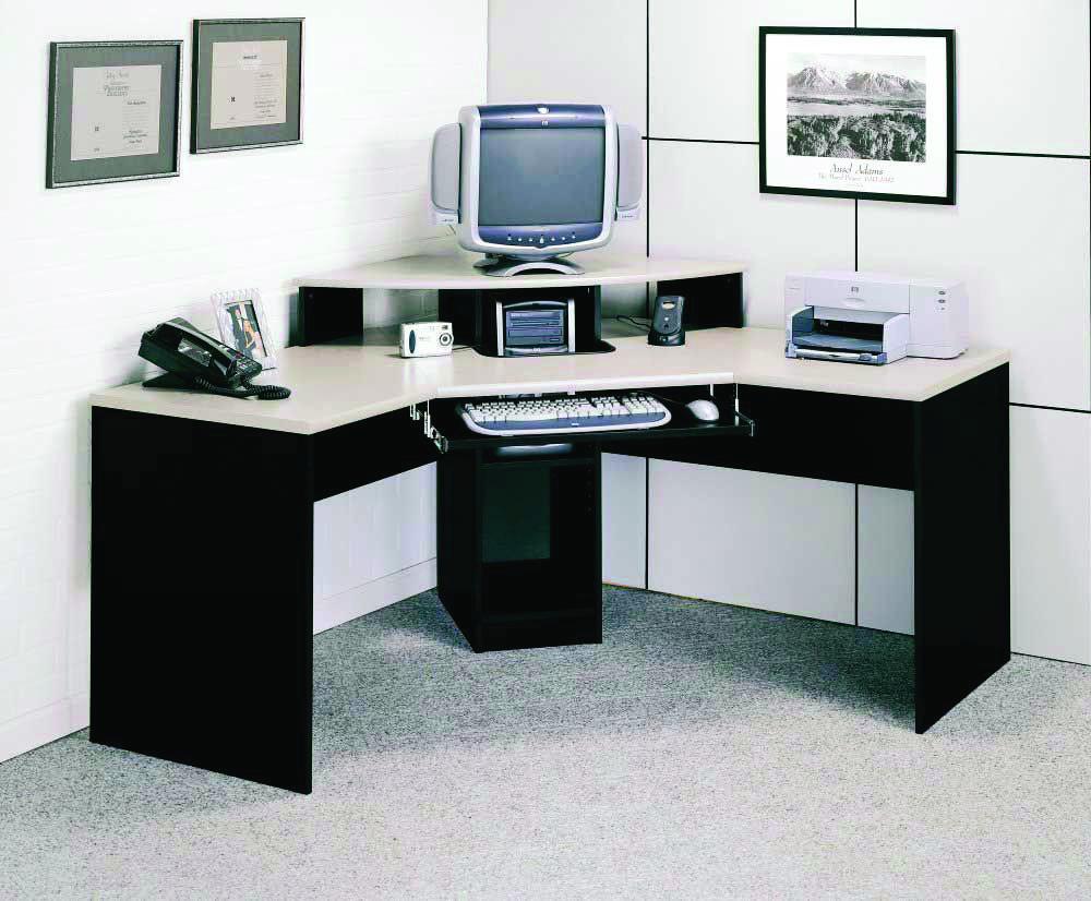 17 DIY Corner Desk Ideas to Build for Your Office   Corner ...