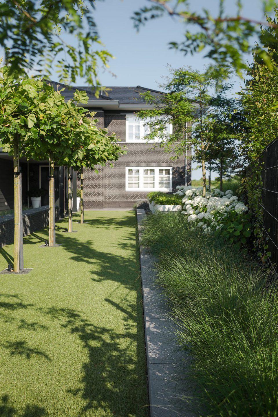 Buytengewoon villatuin almere i a garden pinterest