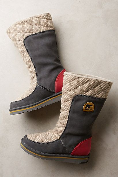 recognized brands beauty price reduced Sorel The Campus Tall Boots << Knock twice and ho ho ho merry ...