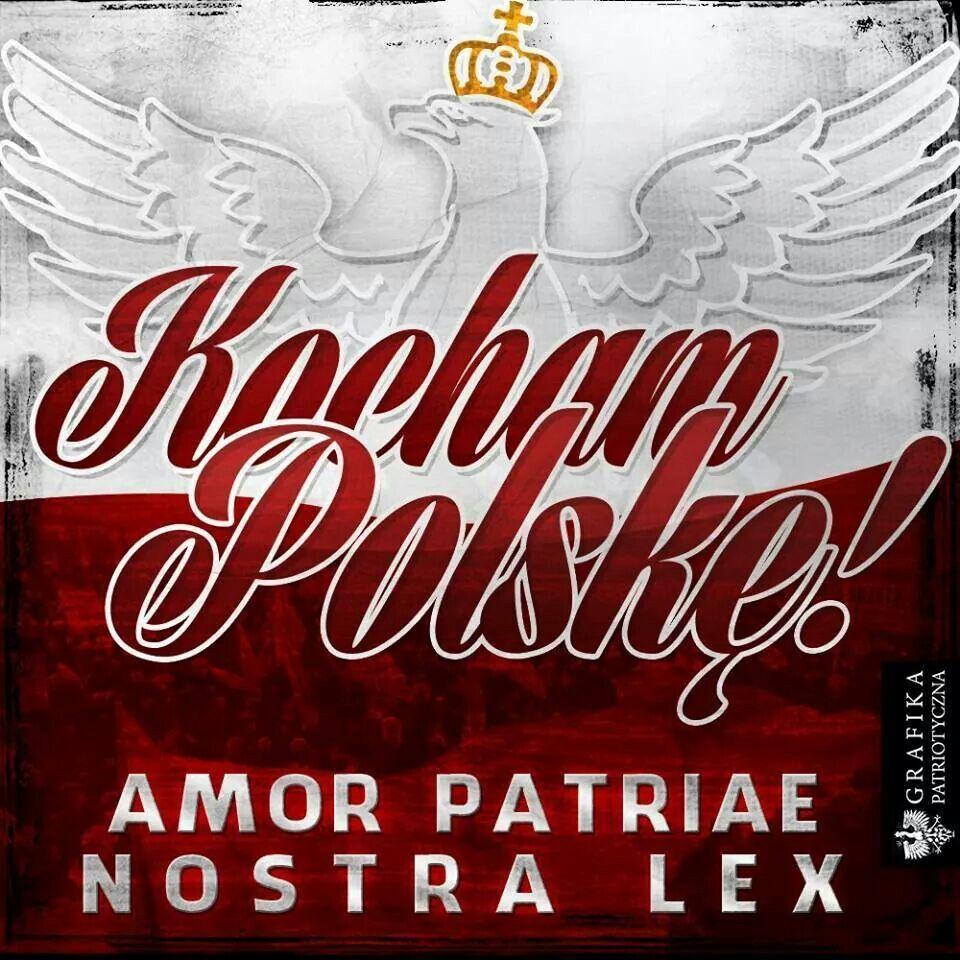 Amor Patriae Nostra Lex - Love For Our Country Is Our Law.