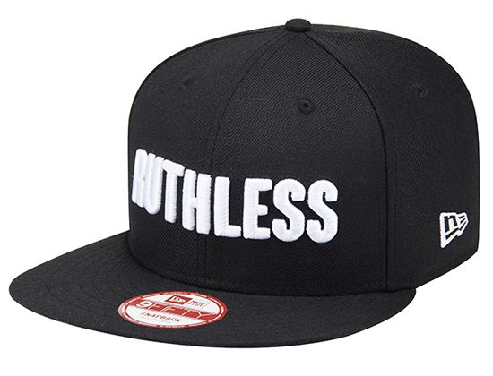 separation shoes cec26 76c5a Ruthless Snapback Cap by NEW ERA