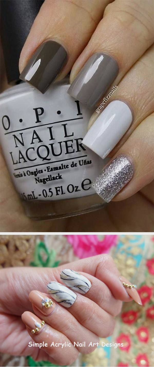 20 Great Ideas How To Make Acrylic Nails By Yourself Naildesign