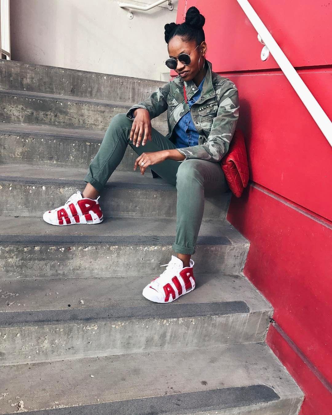 Nike Shoe Outfits Pinterest