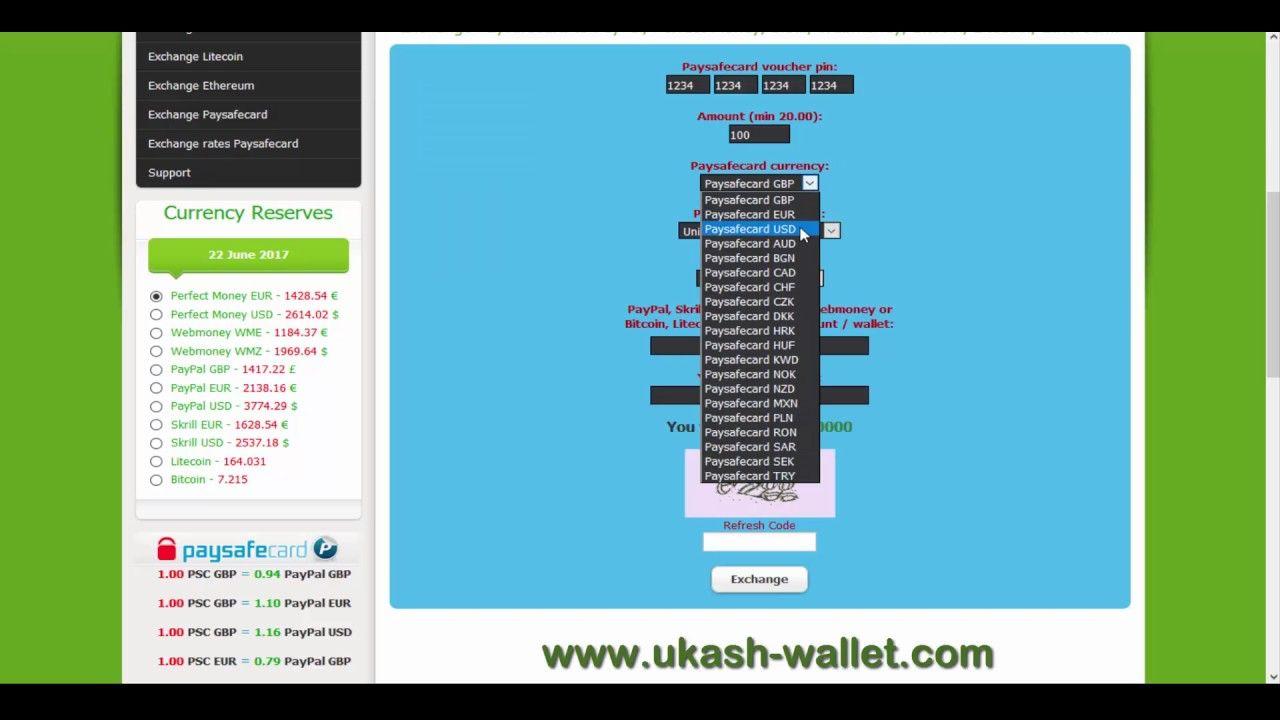 paysafecard per bitcoin