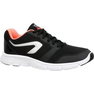 Zapatillas de jogging kalenji run one plus negro coral mujer kalenji ... 0c5a7191356