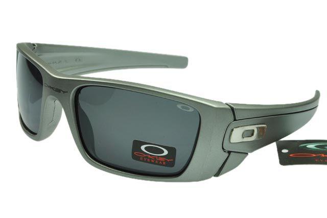 a08bd1cd07f5f Oakley Lifestyle Sunglasses Black Frame Gray Lens 0724  ok-1734  -  12.50