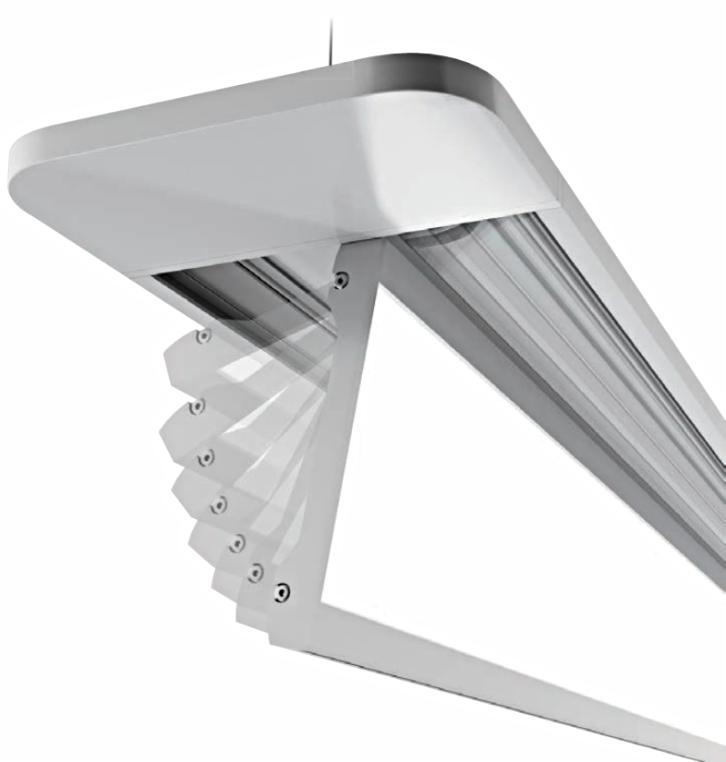 Led wall wash or downlight tech lighting gatica
