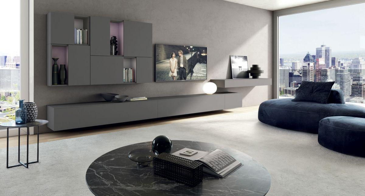 Resultado de imagen de muebles de salon con escritorio   mobles ...