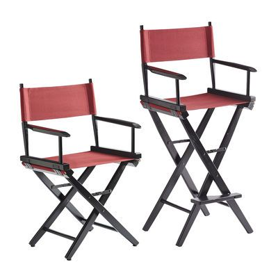Tremendous Find A Height Adjustable Directors Chair With No Arms For Evergreenethics Interior Chair Design Evergreenethicsorg