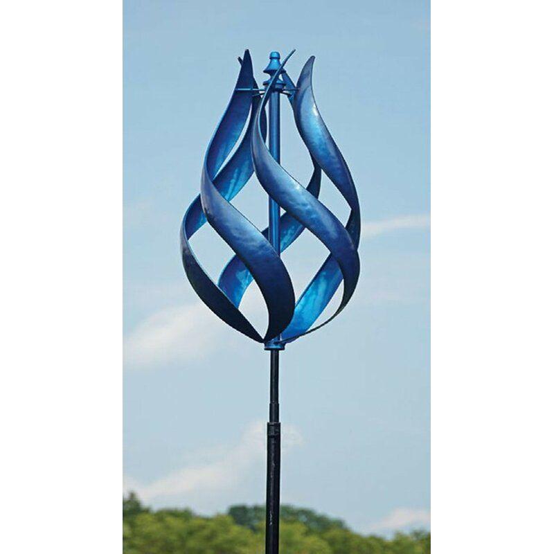 Walfried Rotator Garden Wind Spinners Kinetic Wind Spinners Garden Stones