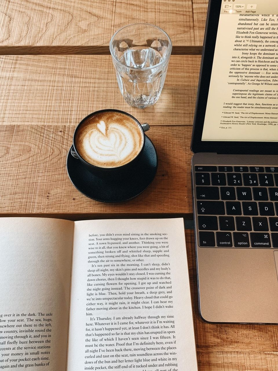 Coffee For Your Head Notes