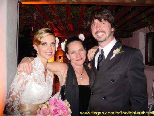 jordyn blum & dave grohl wedding