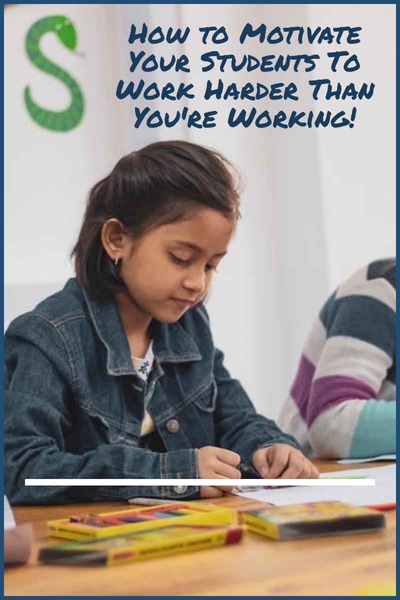 Photo of So motivieren Sie Ihre Schüler, härter zu arbeiten, als Sie arbeiten