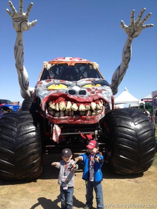 Zombie Monster Trucks Monster Truck Cars Trucks