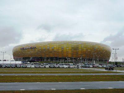 Estadio PGE Arena Gdansk (Polonia)