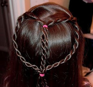 Found This Looking For A Hairstyle For Maggie For The Father - Hairstyle for valentine's dance