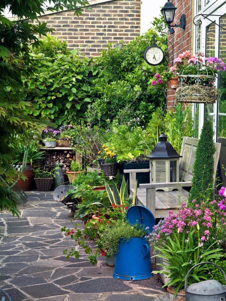 Romantischer Garten Balkon Und Terrasse Fotos Roomido Com Needsstage Org Romantische Garten Garten Garten Anlegen