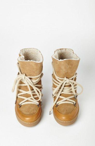 Pin auf Schuhe Winter 1617