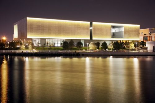 Brilliant Museum Of Art Tampa The Tampa Museum Of Art Commissioned Largest Home Design Picture Inspirations Pitcheantrous