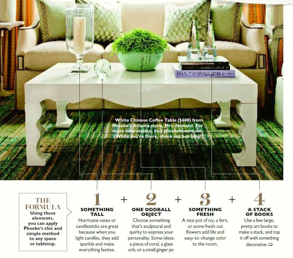How To Style A Coffee Table And How Not To Coffee Table Home Decor Styles Coffee Table Accessorizing [ 880 x 1000 Pixel ]