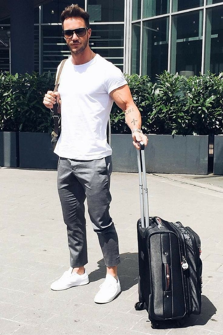 6fa14dd12b Airport Outfit Style For Men..  mensfashion  style